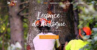 Lancement du site www.savdelaforet.fr