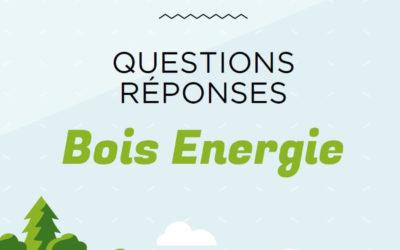 Questions-réponses sur le bois énergie