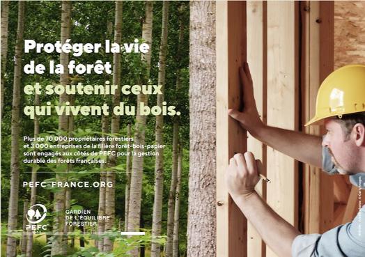 PEFC gardien de l'équilibre forestier